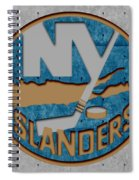 New York Islanders Spiral Notebook