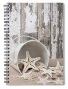 13 Starfish Lane Spiral Notebook