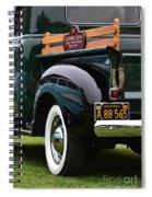 Terra Nova Hs Car Show Spiral Notebook