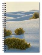White Sands Spiral Notebook