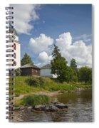130109p190 Spiral Notebook