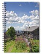 130201p099 Spiral Notebook