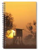 130201p249 Spiral Notebook