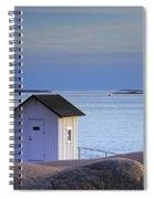 130201p257 Spiral Notebook