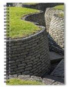 130918p128 Spiral Notebook