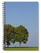 130918p135 Spiral Notebook