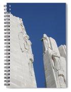 130918p139 Spiral Notebook