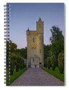 130918p156 Spiral Notebook