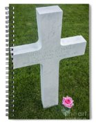130918p201 Spiral Notebook