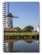 130918p316 Spiral Notebook