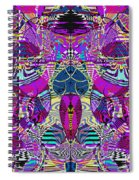 1310 Abstract Thought Spiral Notebook
