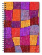 1343 Abstract Thought Spiral Notebook