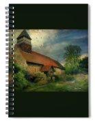 13th Century Church  Spiral Notebook