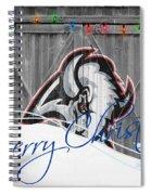 Buffalo Sabres Spiral Notebook