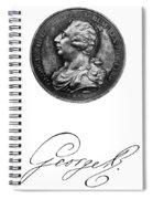 George IIi (1738-1820) Spiral Notebook