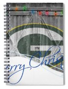Green Bay Packers Spiral Notebook