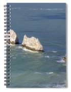Isle Of Wight Spiral Notebook