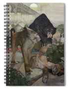 Jungle Book, 1903 Spiral Notebook