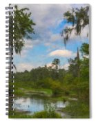 Lowcountry Marsh Spiral Notebook