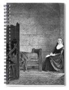 Marie Antoinette (1755-1793) Spiral Notebook