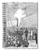 Millard Fillmore (1800-1874) Spiral Notebook