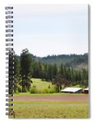 Oregon Spiral Notebook
