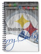 Pittsburgh Steelers Spiral Notebook