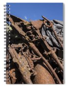 140314p129 Spiral Notebook