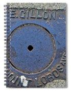 1432 Point Lobos Ave. - San Fran Spiral Notebook