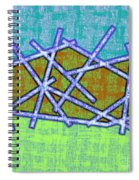 1455 Abstract Thought Spiral Notebook