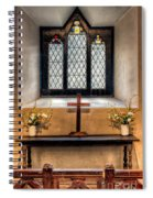 14th Century Chapel Spiral Notebook