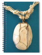 Aphrodite Urania Necklace Spiral Notebook