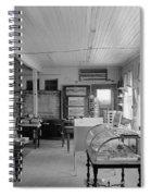 California Bodie, 1962 Spiral Notebook