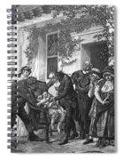 Edward Jenner (1749-1823) Spiral Notebook