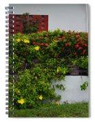 15- Garden Walk Spiral Notebook