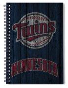 Minnesota Twins Spiral Notebook