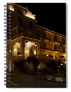 Scenes From Luxor Spiral Notebook