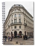 Vienna Austria Spiral Notebook