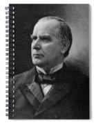 William Mckinley (1843-1901) Spiral Notebook