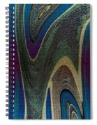1501 Abstract Thought Spiral Notebook