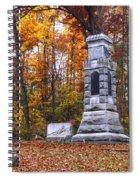 150th New York Infantry Spiral Notebook