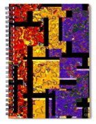 1517 Abstract Thought Spiral Notebook