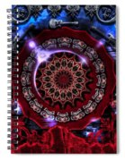 16 Bar Blues Spiral Notebook
