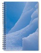 Iceberg Spiral Notebook