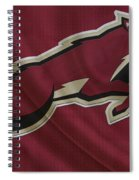 Phoenix Coyotes Spiral Notebook