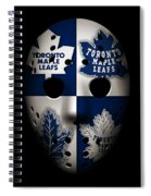 Toronto Maple Leafs Spiral Notebook