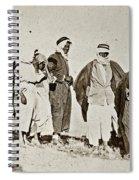 Wwi Refugees, 1919 Spiral Notebook