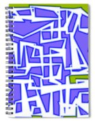 1623 Abstract Thought Spiral Notebook