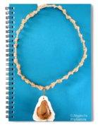 Aphrodite Gamelioi Necklace Spiral Notebook