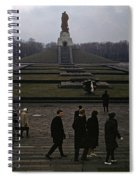 Berlin 1961 Spiral Notebook